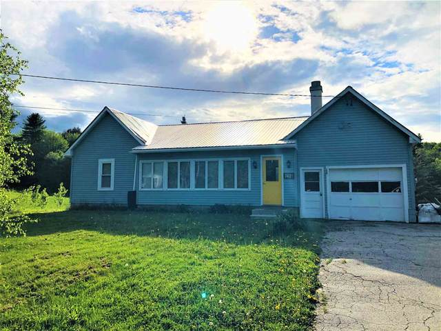 7421 County Road, Calais, VT 05648 (MLS #4807846) :: Keller Williams Coastal Realty