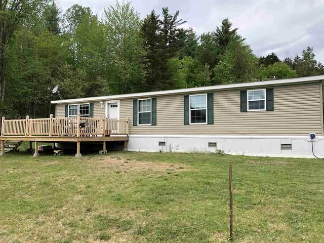 33 Maxfield Road, Waterville, VT 05492 (MLS #4807857) :: Keller Williams Coastal Realty