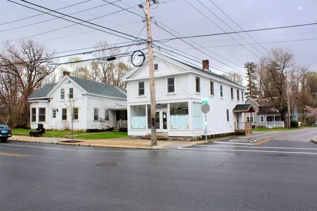 701 Main Street 701 & 705, Bennington, VT 05201 (MLS #4807871) :: The Gardner Group