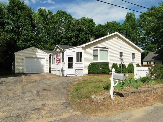 32 Overland Street, Laconia, NH 03246 (MLS #4807975) :: Keller Williams Coastal Realty