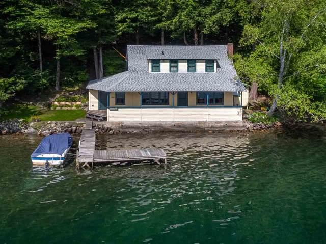 998 Lake Morey Road, Fairlee, VT 05045 (MLS #4808037) :: Lajoie Home Team at Keller Williams Gateway Realty