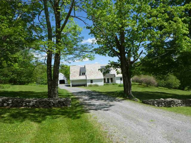 6 Upper French Hollow Road, Winhall, VT 05340 (MLS #4808048) :: The Gardner Group