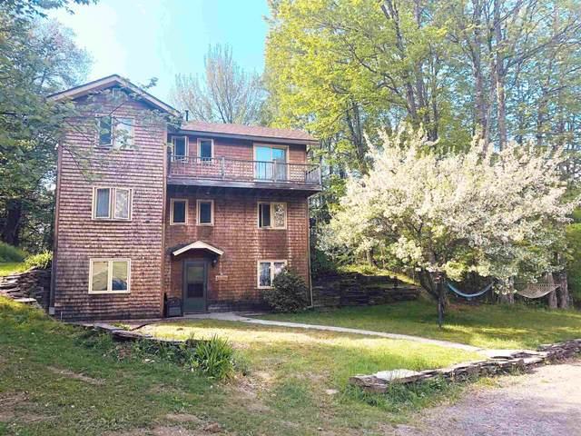 24 Trickle Brook Drive, Orange, VT 05641 (MLS #4808051) :: Lajoie Home Team at Keller Williams Gateway Realty