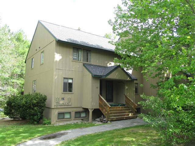 23 Windsor Hill Way #70, Waterville Valley, NH 03215 (MLS #4808111) :: Keller Williams Coastal Realty