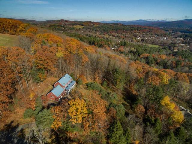 272 Elm Street, Norwich, VT 05055 (MLS #4808116) :: Hergenrother Realty Group Vermont