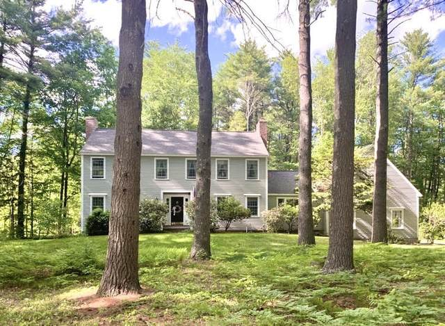 4 General Amherst Road, Amherst, NH 03031 (MLS #4808124) :: Lajoie Home Team at Keller Williams Gateway Realty