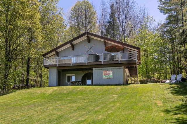 297 Brush Hill Road, Stowe, VT 05672 (MLS #4808193) :: Hergenrother Realty Group Vermont