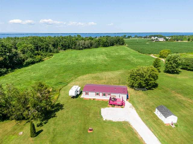 196 Perry Road, St. Albans Town, VT 05478 (MLS #4808194) :: Hergenrother Realty Group Vermont