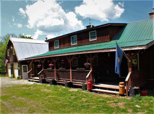 1694 Hardwood Flats Road, Wolcott, VT 05680 (MLS #4808199) :: Hergenrother Realty Group Vermont