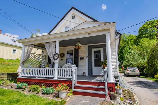 94 Pearl Street, Northfield, VT 05663 (MLS #4808226) :: The Gardner Group