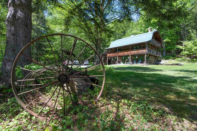 1164 Kent Hill Road, Calais, VT 05648 (MLS #4808279) :: Hergenrother Realty Group Vermont