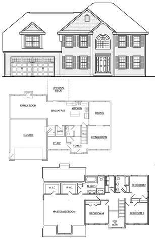 1 Silas Rock Drive Lot 2, Londonderry, NH 03053 (MLS #4808374) :: Keller Williams Coastal Realty