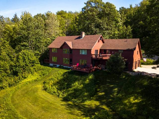 461 Stewart Road, Eaton, NH 03832 (MLS #4808435) :: Hergenrother Realty Group Vermont