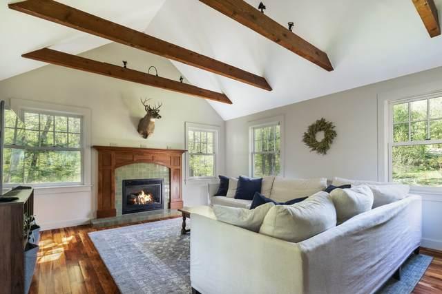 150 Irish Settlement Road, Underhill, VT 05490 (MLS #4808436) :: Hergenrother Realty Group Vermont