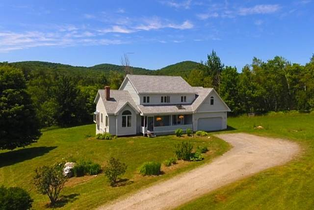 1827 Downingsville Road, Lincoln, VT 05443 (MLS #4808458) :: Hergenrother Realty Group Vermont