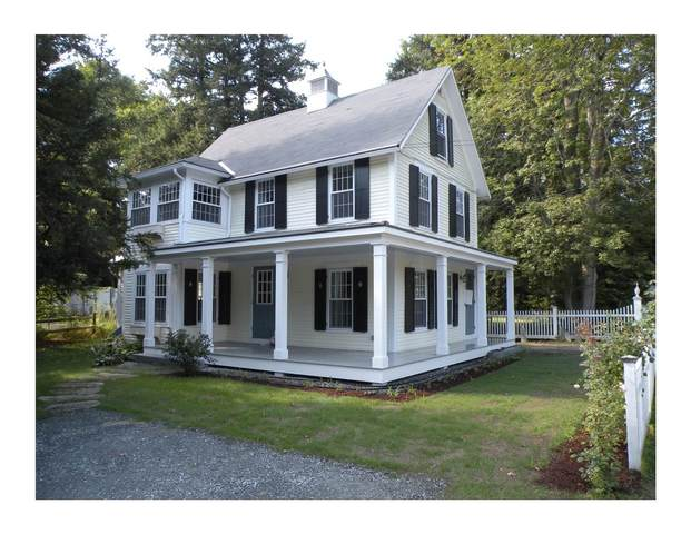341 Main Street, Norwich, VT 05055 (MLS #4808493) :: Hergenrother Realty Group Vermont