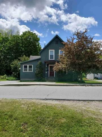 24 School Street, Randolph, VT 05060 (MLS #4808498) :: Lajoie Home Team at Keller Williams Gateway Realty