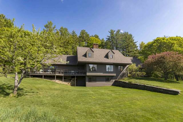 615 Church Hill Road, Woodstock, VT 05091 (MLS #4808533) :: Hergenrother Realty Group Vermont