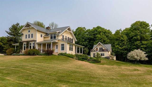 1398 West Hill Road, Berlin, VT 05663 (MLS #4808547) :: Hergenrother Realty Group Vermont