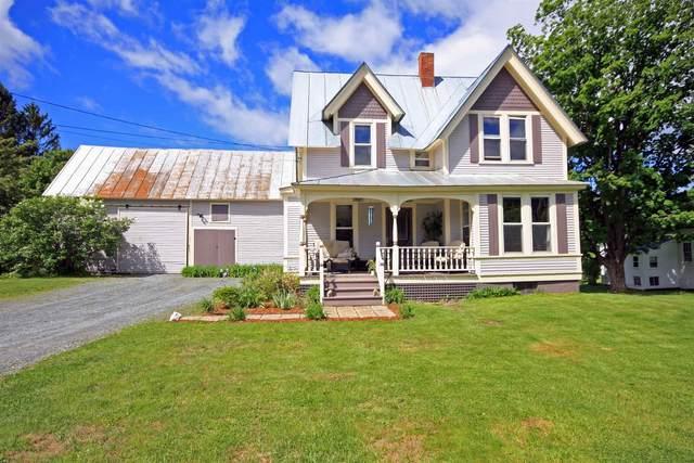 640 So. Windsor Street, Royalton, VT 05068 (MLS #4808561) :: Hergenrother Realty Group Vermont