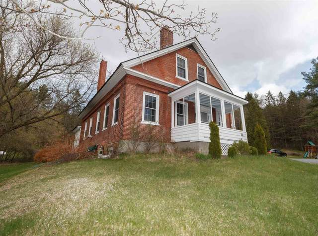 120 Heater Road, Lebanon, NH 03766 (MLS #4808568) :: Hergenrother Realty Group Vermont