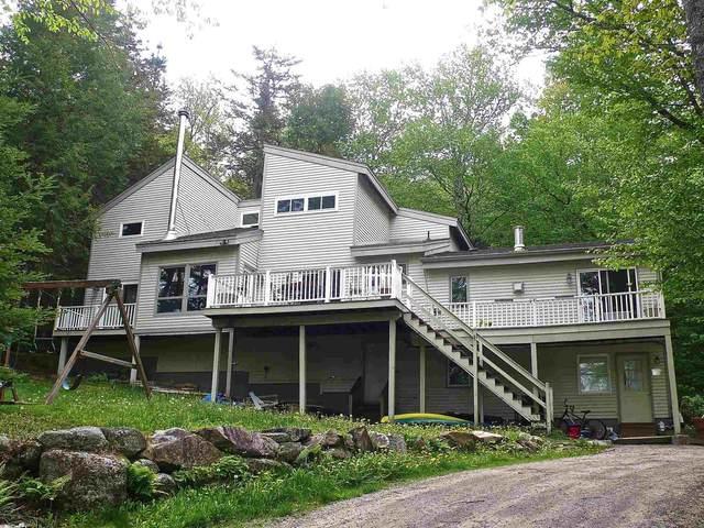 31 Jennings Peak Road, Waterville Valley, NH 03215 (MLS #4808592) :: Keller Williams Coastal Realty