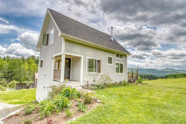 1702 West Hill Road, Berlin, VT 05602 (MLS #4808596) :: Keller Williams Coastal Realty