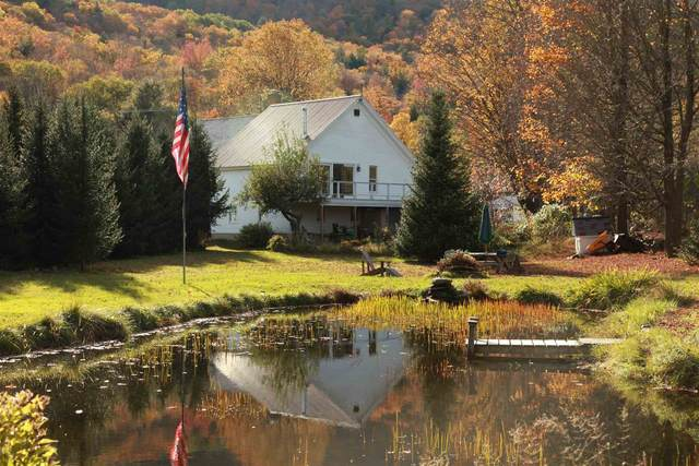 3466 Rte 103 North Highway, Chester, VT 05143 (MLS #4808612) :: Hergenrother Realty Group Vermont