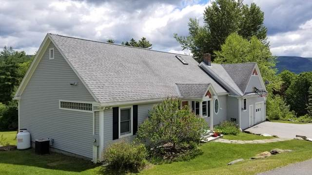 80 Stoney Fields Road, Manchester, VT 05255 (MLS #4808619) :: Hergenrother Realty Group Vermont