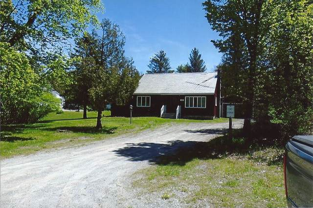 3406 Vt. Rt 153 West Pawlet, Vt Route, Pawlet, VT 05775 (MLS #4808632) :: Hergenrother Realty Group Vermont
