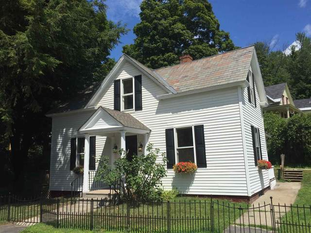 139 Depot Street, Chester, VT 05149 (MLS #4808643) :: Hergenrother Realty Group Vermont