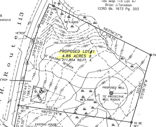 0 Conway Road, Madison, NH 03849 (MLS #4808786) :: Hergenrother Realty Group Vermont