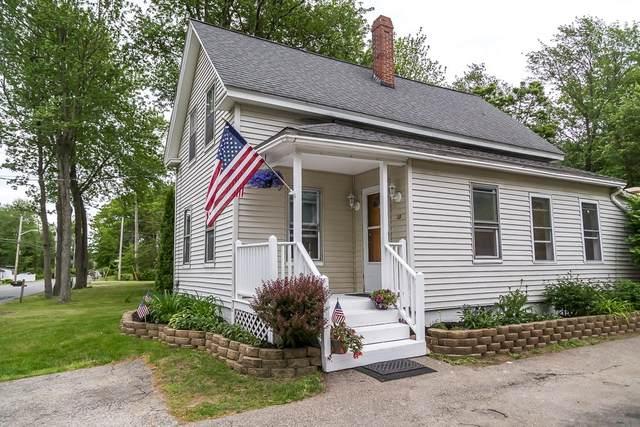 28 Farm Lane, Seabrook, NH 03874 (MLS #4808982) :: The Hammond Team