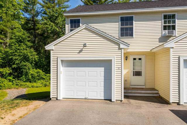138 Exeter Road #17, Epping, NH 03042 (MLS #4808995) :: The Hammond Team