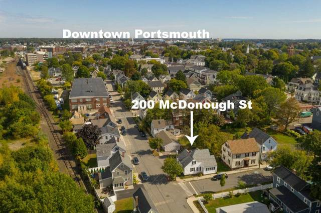 200 Mcdonough Street, Portsmouth, NH 03801 (MLS #4809005) :: The Hammond Team