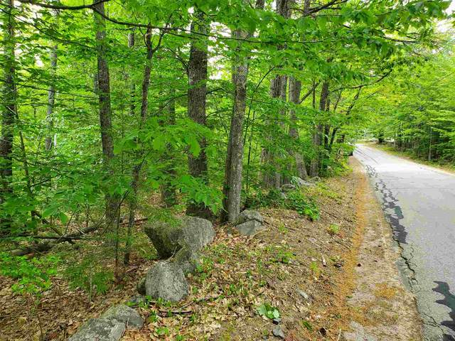 00 Moose Mountain Road, Brookfield, NH 03872 (MLS #4809080) :: Keller Williams Coastal Realty
