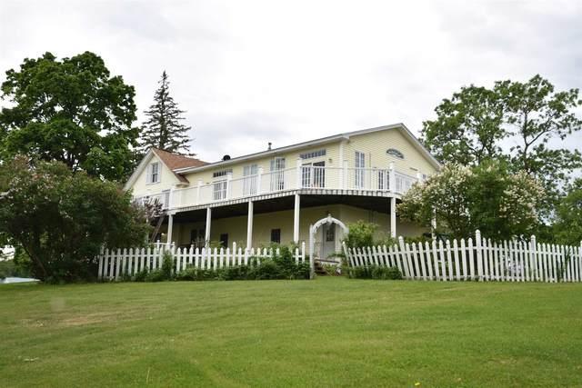 2200 Basin Harbor Road, Ferrisburgh, VT 05456 (MLS #4809088) :: The Gardner Group
