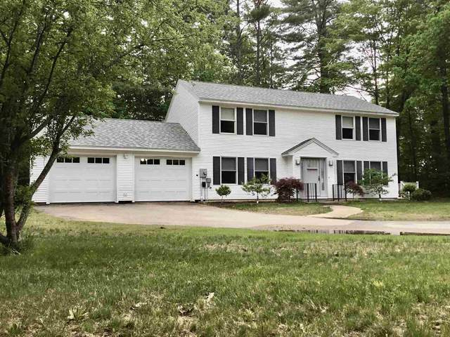 106 Carol Ann Way, Conway, NH 03860 (MLS #4809153) :: Hergenrother Realty Group Vermont