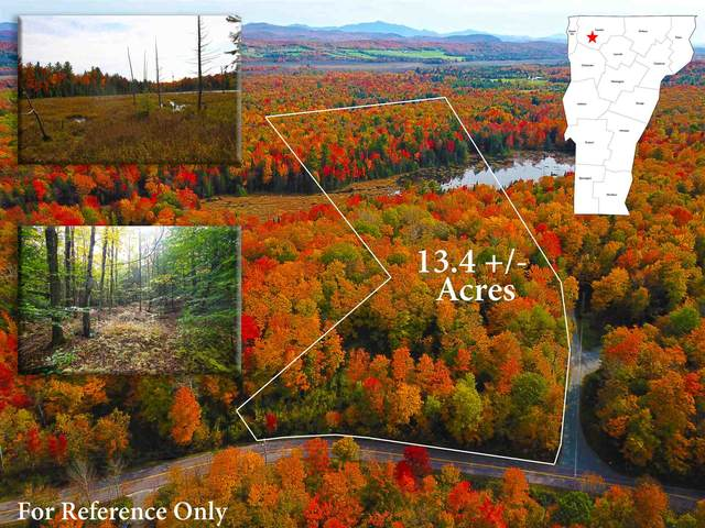 576 French Hill Road, St. Albans Town, VT 05478 (MLS #4809216) :: Hergenrother Realty Group Vermont