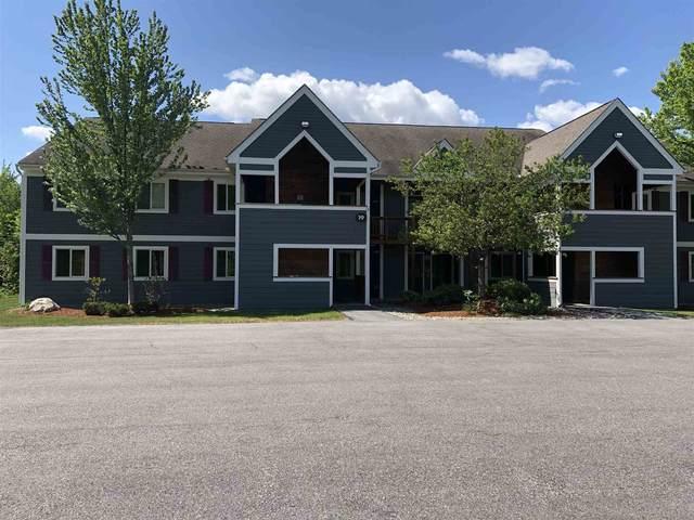 19-1 White Oak Lane #1, Lincoln, NH 03251 (MLS #4809253) :: Keller Williams Coastal Realty