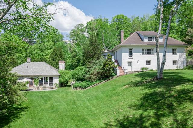 351 Lathrop Lane, Manchester, VT 05255 (MLS #4809292) :: The Gardner Group