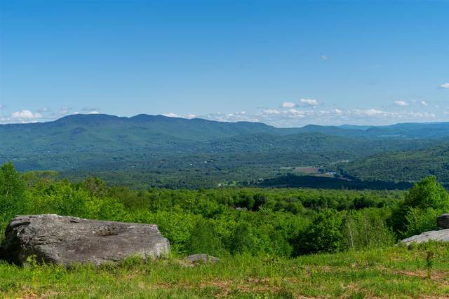 TBD Upper Springs Road #57, Stowe, VT 05672 (MLS #4809409) :: Parrott Realty Group