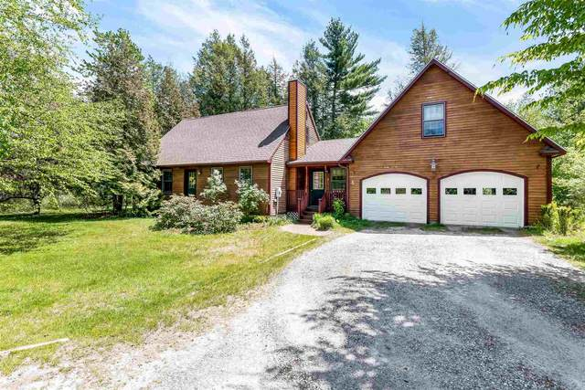 39 Maxfield Road, Fairfax, VT 05454 (MLS #4809580) :: Hergenrother Realty Group Vermont