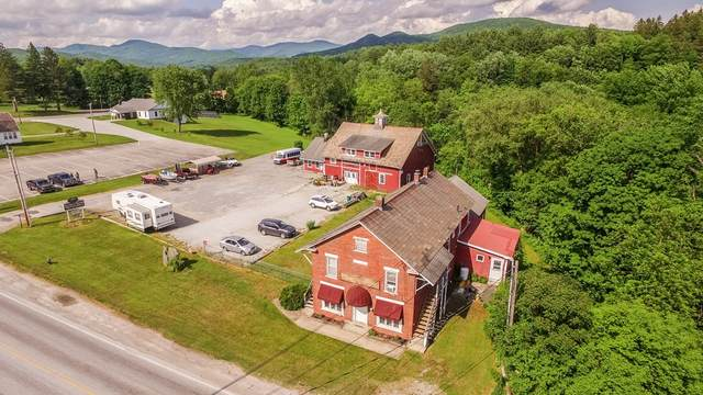 2842&2847 Us Route 7, Pittsford, VT 05763 (MLS #4809662) :: The Gardner Group
