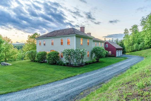 14 Olcott Road, Norwich, VT 05055 (MLS #4809827) :: Hergenrother Realty Group Vermont