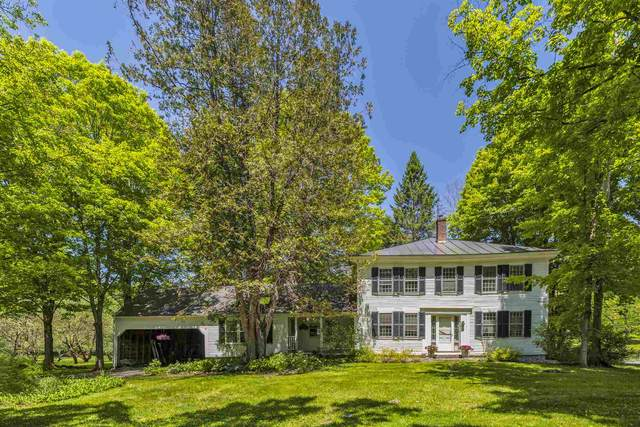 495 Main Street, Norwich, VT 05055 (MLS #4809872) :: Hergenrother Realty Group Vermont