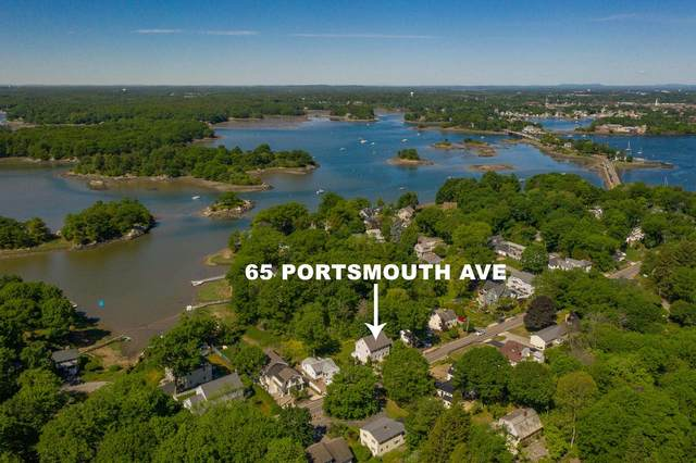 65 Portsmouth Avenue, New Castle, NH 03854 (MLS #4810091) :: Keller Williams Coastal Realty