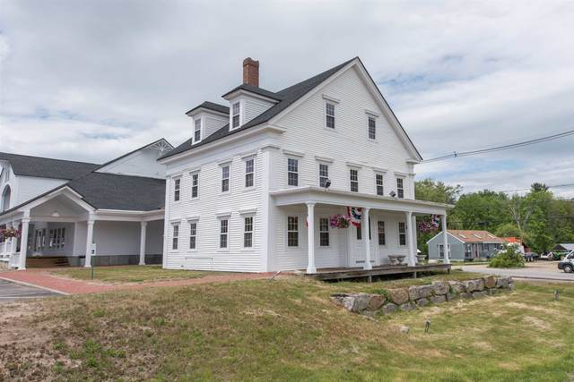 12 Main Street #12, Center Harbor, NH 03226 (MLS #4810506) :: The Hammond Team