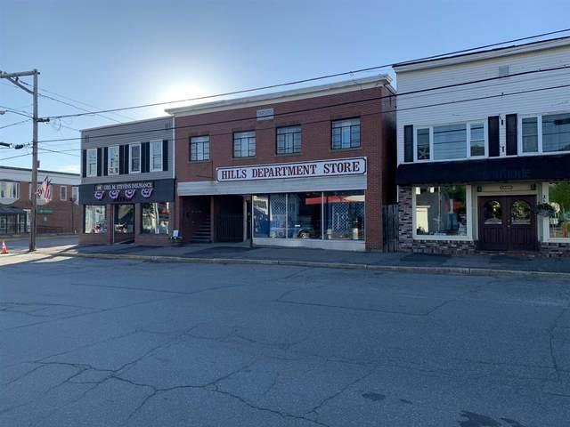 100 Main Street, Colebrook, NH 03576 (MLS #4810527) :: Signature Properties of Vermont