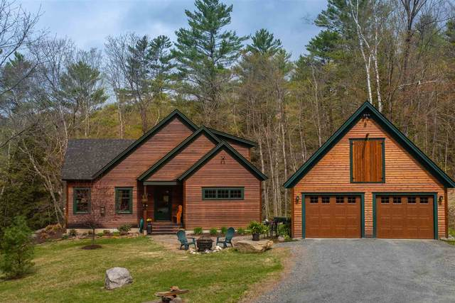 96 Hawkwood Lane, Hartford, VT 05059 (MLS #4811062) :: Hergenrother Realty Group Vermont